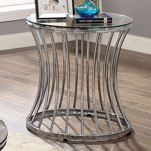 Furniture of America - Esme End Table