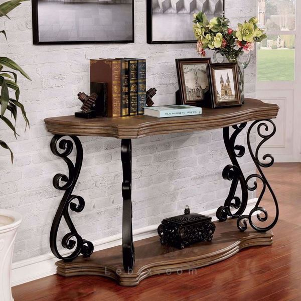 Furniture of America - Yesenia Sofa Table