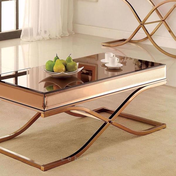 Furniture of America - Sundance Coffee Table