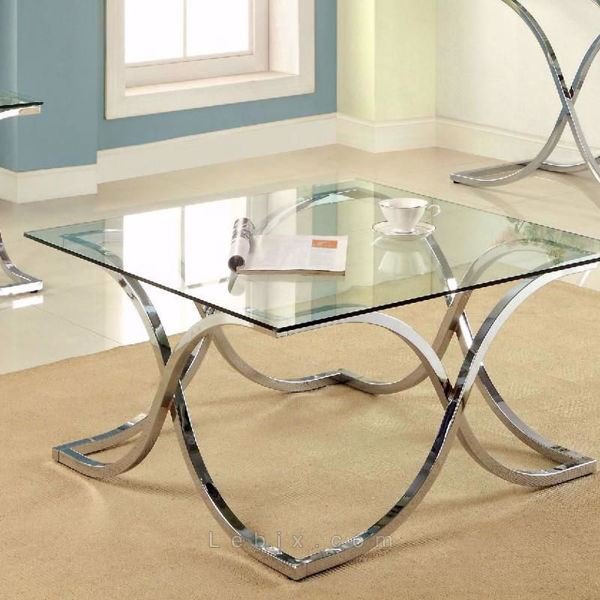 Furniture of America - Luxa Coffee Table