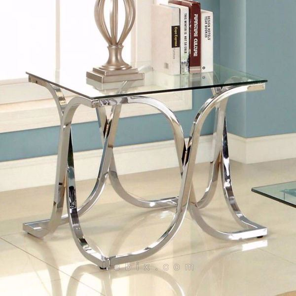 Furniture of America - Luxa End Table