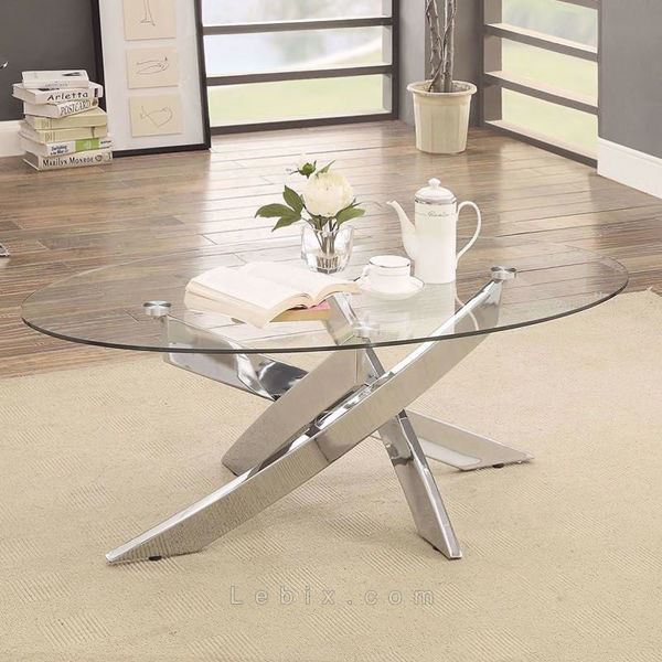 Furniture of America - Laila Coffee Table
