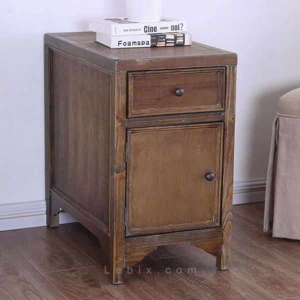 Furniture of America - Meadow Side Table