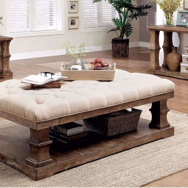 Furniture of America - Granard Coffee Table