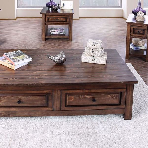 Furniture of America - Annabel Coffee Table