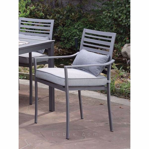 Furniture of America - Colome Patio Arm Chair