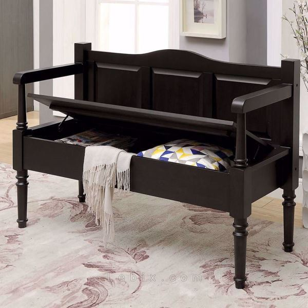 Furniture of America - Carrickmacross Storage Bench
