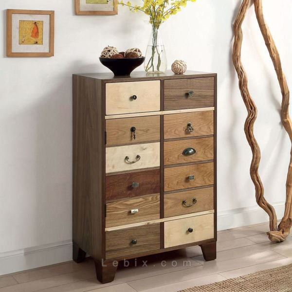 Furniture of America - Dianna Hallway Cabinet