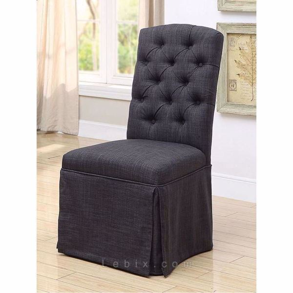 Furniture of America - Payson Ii Side Chair Set