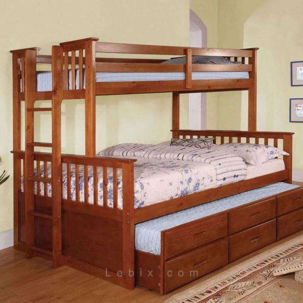 Furniture of America - University I Kids Bunk Bed