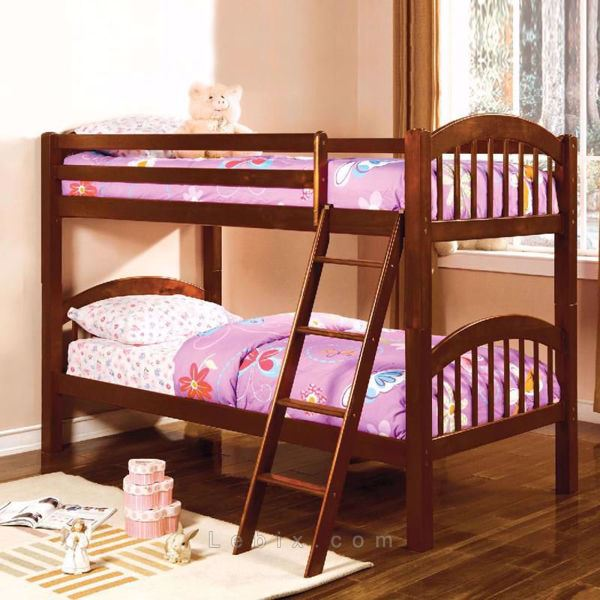 Furniture of America - Coney Island Kids Bunk Bed