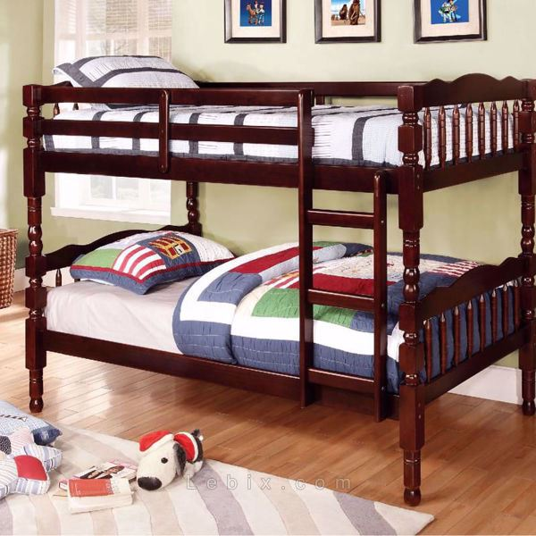 Furniture of America - Catalina Kids Bunk Bed