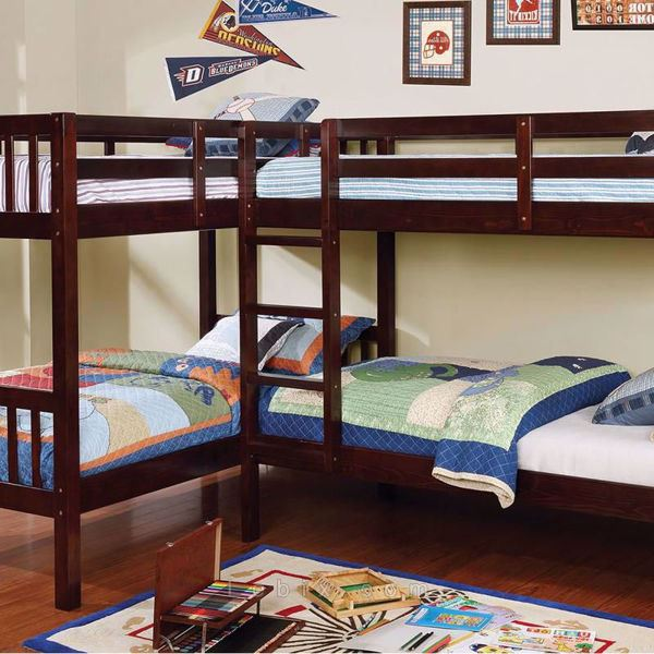 Furniture of America - Marquette Kids Bunk Bed