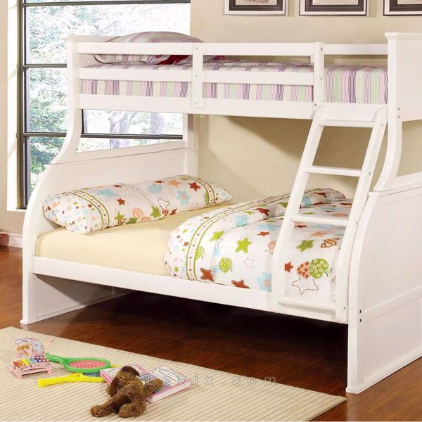 Furniture of America - Canova Kids Bunk Bed