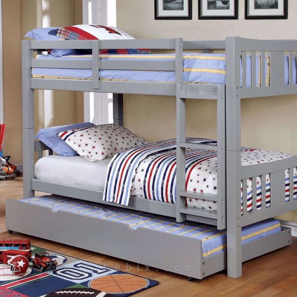 Furniture of America - Cameron Kids Bunk Bed