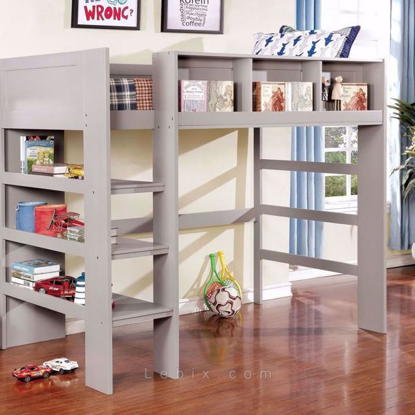 Furniture of America - Annemarie Kids Loft Bed