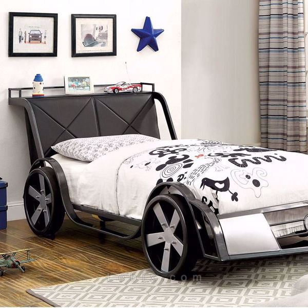 Furniture of America - Gt Racer Kids Twin Bed