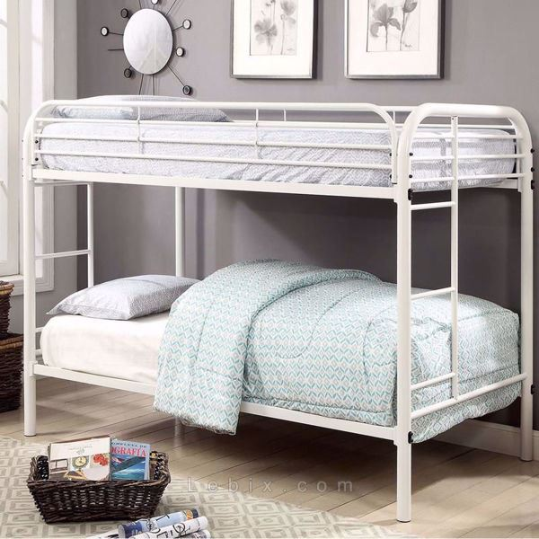 Furniture of America - Opal Kids Bunk Bed