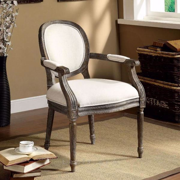 Furniture of America - Conway Accent Chair