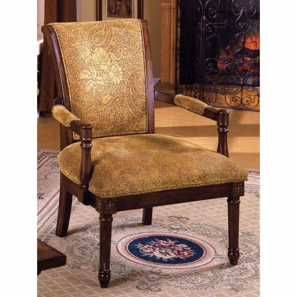 Furniture of America - Stockton Accent Chair