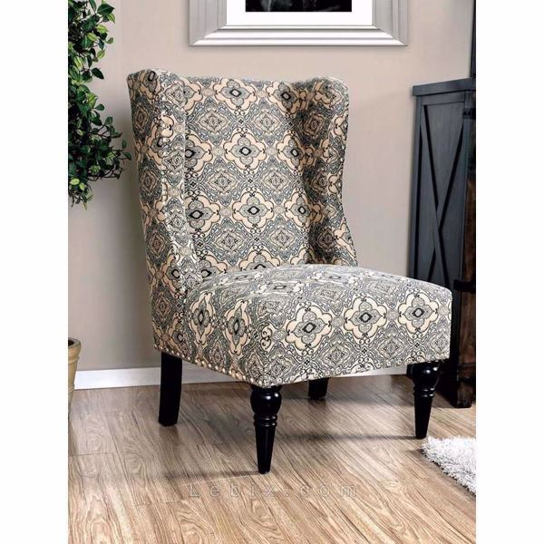 Furniture of America - Elche Accent Chair