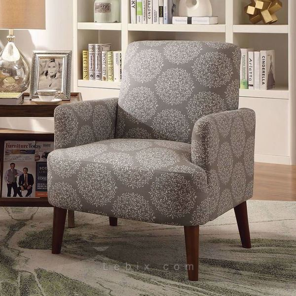 Furniture of America - Bray Accent Chair