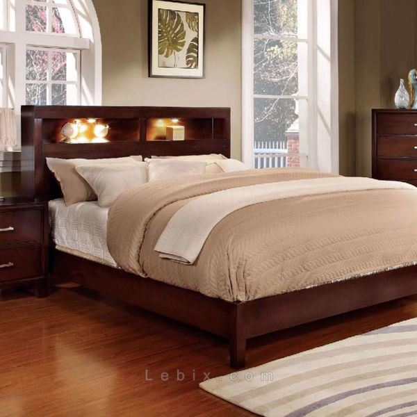Furniture of America - Gerico I Bed