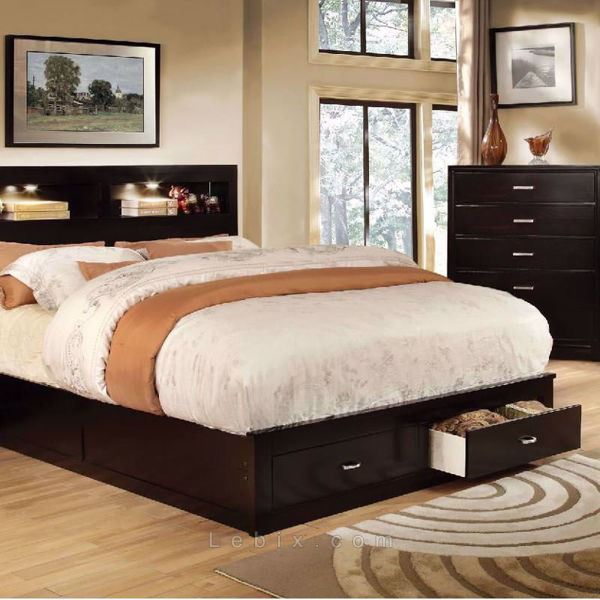 Furniture of America - Gerico Ii Bed