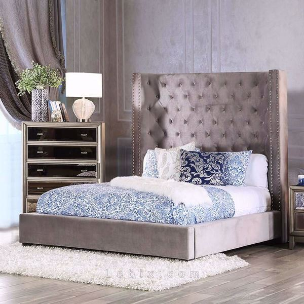 Furniture of America - Mirabelle Bed