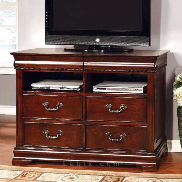 Furniture of America - Mandura Media Chest