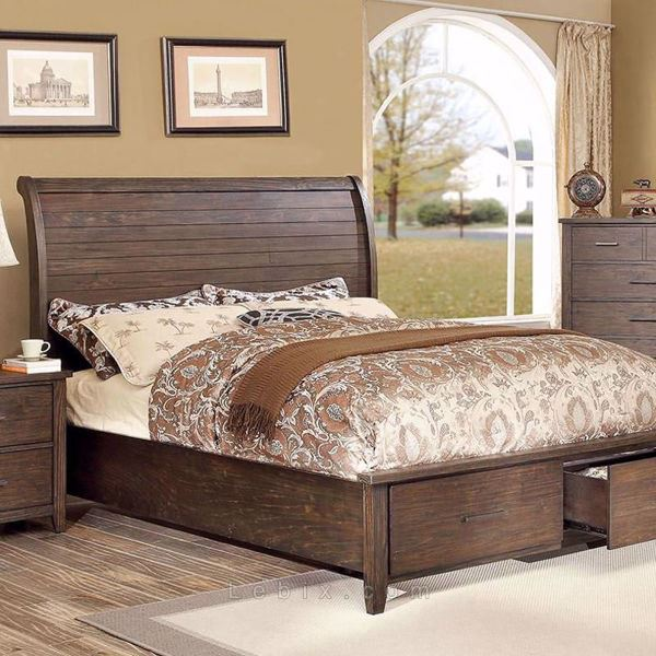Furniture of America - Ribeira Bed