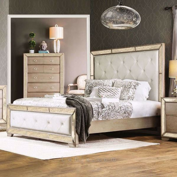 Furniture of America - Loraine Bed