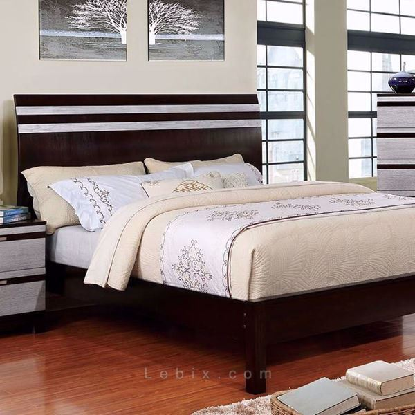 Furniture of America - Euclid Bed