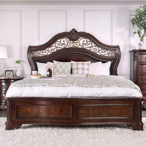 Furniture of America - Menodora Bed