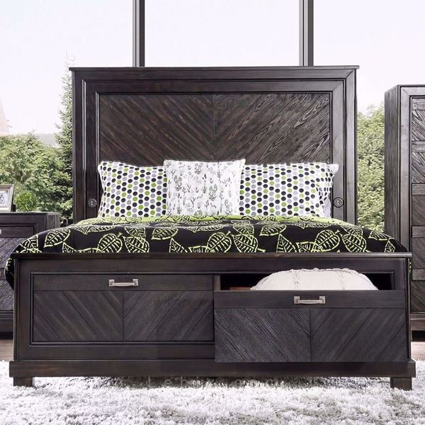 Furniture of America - Argyros Bed
