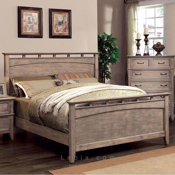 Furniture of America - Loxley Bed