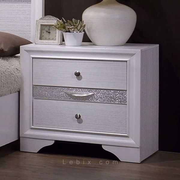 Furniture of America - Chrissy Nightstand