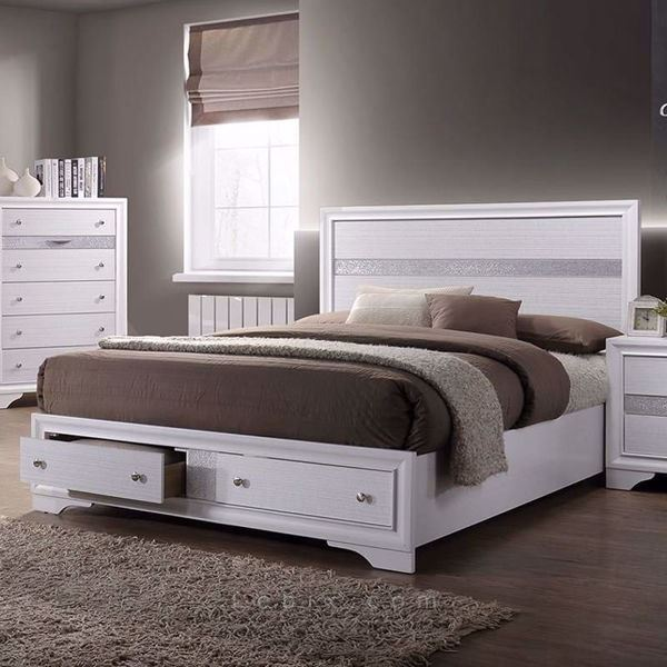 Furniture of America - Chrissy Bed