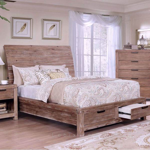 Furniture of America - Dion Bed