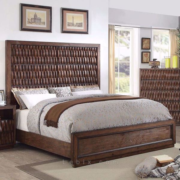 Furniture of America - Eutropia Bed