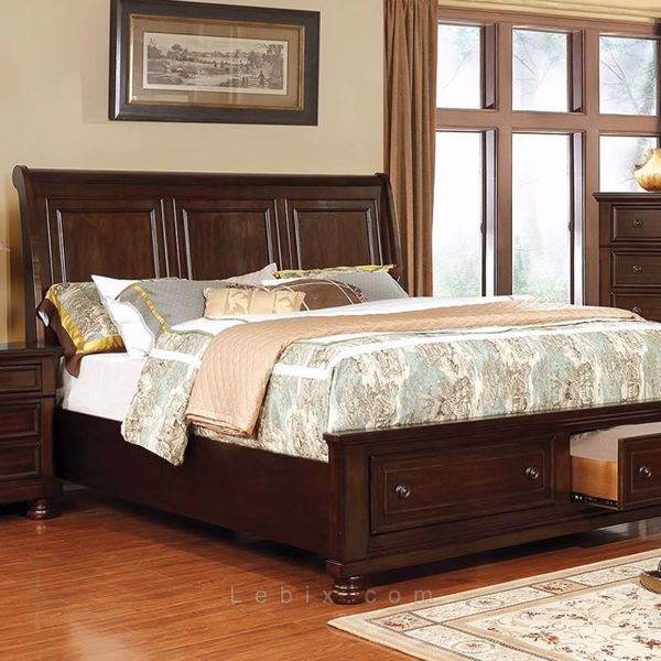 Furniture of America - Castor Bed