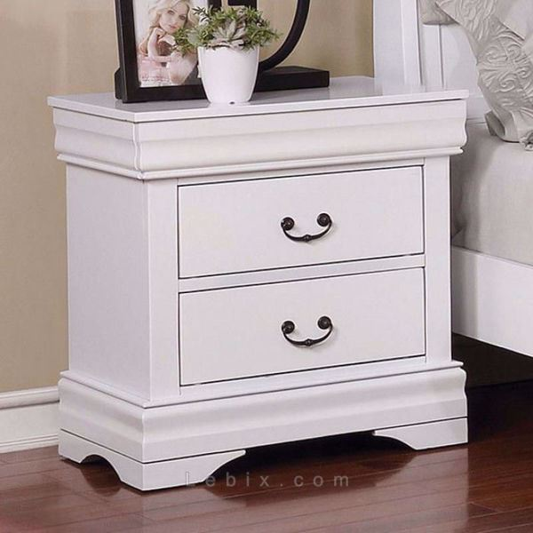 Furniture of America - Eugenia Nightstand
