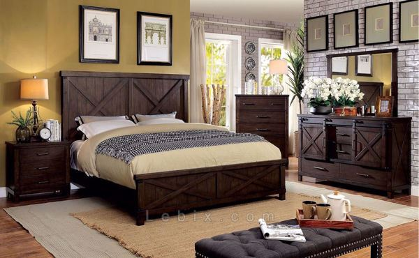 Furniture of America - Bianca Queen Bedroom Set