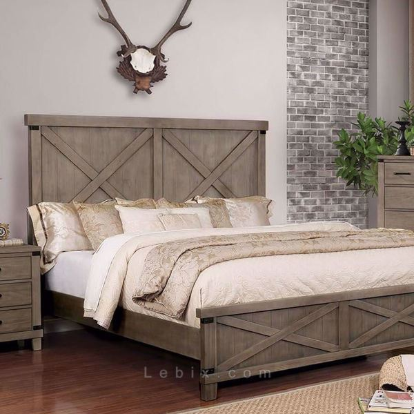 Furniture of America - Bianca Bed