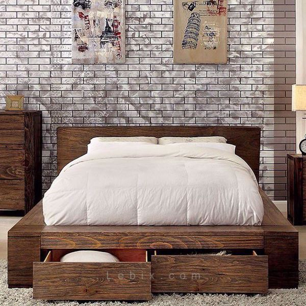 Furniture of America - Janeiro Bed