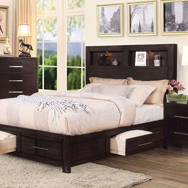 Furniture of America - Karla Bed