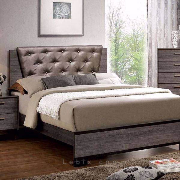 Furniture of America - Manvel Bed