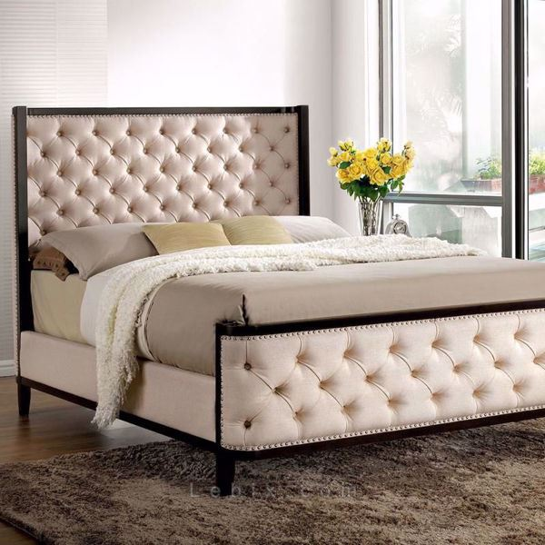 Furniture of America - Chanelle Bed